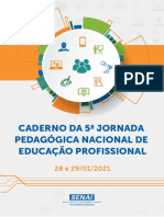 CADERNO DA 5ª JORNADA PEDAGÓGICA - 2021