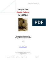 Gang of Four Design Patterns 2.0