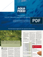 Effects of Corn Gluten Meal on Flesh Pigmentation of Rainbow Trout