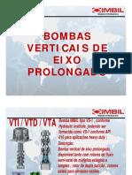 Bombas Verticais  IMBIL
