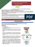 FICHA DEL ESTUDIANTE PROYECTO 6 SEMANA 2 DE 2 BGU TÉCNICO