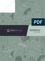 Revisão Matemática UFRGS