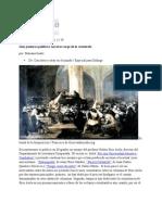 01-03-11 (Im) posturas políticas--hacerse cargo de la catástrofe-Mariana Iniarte