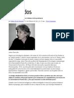 25-02-11 Arturo Torrecilla Disecciona El Dilema de Los Profesores-Mario Roche Morales