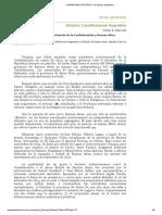 Historia Constitucional de la República Argentina 21 Cap 6