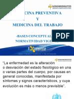 Salud Ocupacional Medicina Preventiva y de Trabajo