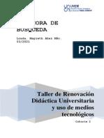 BITÁCORA DE SEMINARIO III, LENGUAJE Y LITERATURA UNEM SR