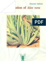 Cultivation of Aloe vera