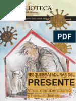 La Biblioteca - Dossier Especial Primavera 2020