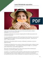 9 Dicas de Dietas Para Hidradenite Supurativa