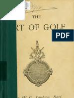 Art of Golf by David Douglas, Edinburgh1892