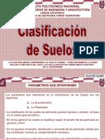 UNIDAD 6 CLASIFICACION