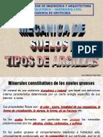 UNIDAD 3 ARCILLAS - ESTRSUELO
