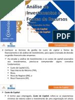 Custo+de+Capital
