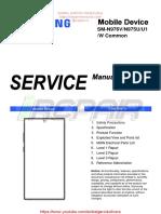 SM-N975U manual de servicio anibal garcia irepair