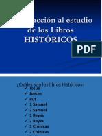Introducción Alos Libros Históricos