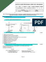 Examen 2015-2016 - M1GC S2 Organisation de chantier
