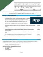 Examen 2016-2017 - M1GC S2 Organisation de chantier
