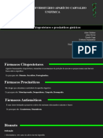 Fármacos Citoprotetores e Procinéticos Gástricos