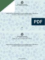 Orient. Reg. Avaliação e Habilidades e Comp. Matemática Anos Finais