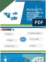 Modulo IV - Aplicativo Web
