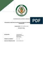 DWH TrabajoFinal Arevalo Aucancela Matango Parraga