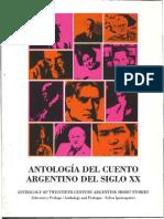 Iparraquirre, Sylvia_Antología del cuento argentino del siglo XX