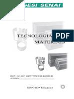 Tecnologia Dos Materiais 1