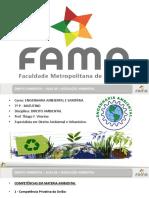 2016-1 - Aula 04 - Direito Ambiental - Legislação Ambiental 06-03-2016