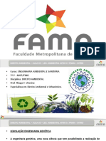 2016-1- Aula 05- Direito Ambiental.