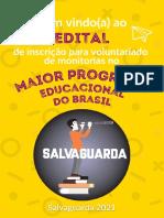 Edital - Monitorias Salvaguarda (4)