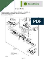 Componentes do Regulador 2 da Bomba