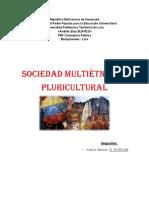 Colonización y proceso Independentista de Venezuela