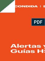 GUIAS Y ALERTAS HSE - Minera Escondida