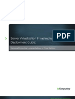 server virtualizatio infrastructure deployment GUIDE