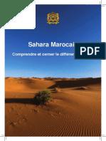 Sahara Marocain Comprendre et cerner le différend régional