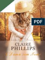 Claire Phillips - A Dama sem Nome