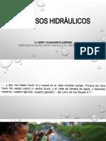 Recursos hidráulicos