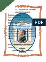 TRABAJO INVESTIGATIVO -MATE EN CCSS