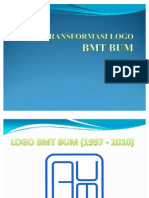Transformasi Logo Bmt Bum