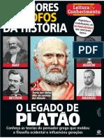 Os maiores filósofos da história