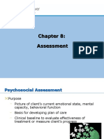 Videbeck Chapter 8 Assessment - NO NOTES