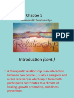 Videbeck Chapter 5 Relationship Development - NO NOTES