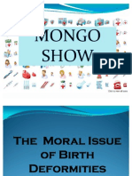 The  Moral Issue