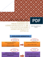 Presentacion LEY 1437 de 2011 CPACA  y ley 1755 de 2015