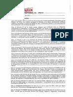 RM 186-21 Presentación de Protocolos