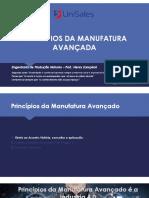 Projeto 01-Semana 02.01 - Princípios da Manufatura Avançada - Eng.