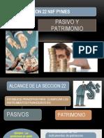 CONTABILIDAD FINANCIERA 3 Patrimonio-Pasivo