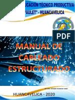 MANUAL CABLEADO ESTRUCTURADO