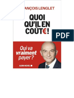 EBOOK Francois Lenglet - Quoi qu il en coute